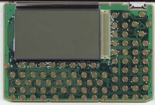 Voyage™ 200 Circuit Board Front View